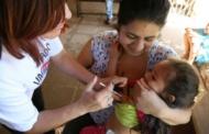 Opas pede a países das Américas que vacinem todos contra o sarampo