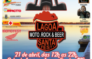 "Lagoa Santa recebe hoje o encontro de motociclistas ""Lagoa Santa: Moto, Rock, & Beer Fest"""