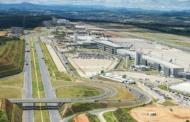 Aeroporto Internacional de BH é o segundo melhor do país, diz pesquisa do Ministério dos Transportes