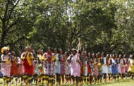 Indígenas de mais de 100 etnias fazem mobilização em Brasília