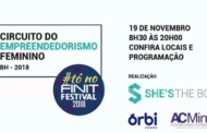 BH recebe o 1º Circuito do Empreendedorismo Feminino nesta segunda-feira