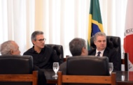 Presidente da Assembleia recebe o governador eleito Romeu Zema