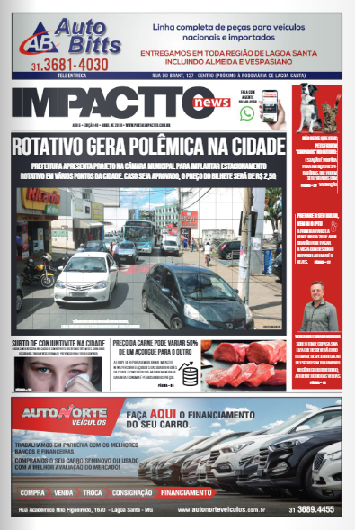 Impactto News – Ed. 48 | Abril/2018