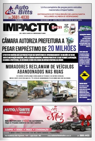 Impactto News – Ed. 49 | Maio/2018