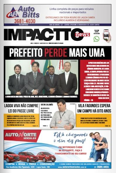 Impactto News – Ed. 52 | Agosto/2018