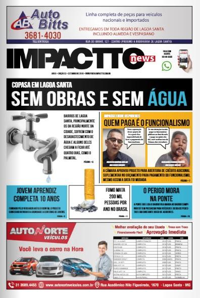 Impactto News – Ed. 53 | Setembro/2018
