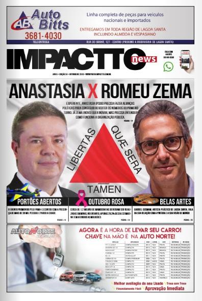 Impactto News – Ed. 54 | Outubro/2018