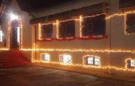 Prédio histórico da Escola Dr. Lund abriga Vila do Papai Noel