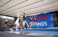 Palomar 35 anos: ginástica rítmica