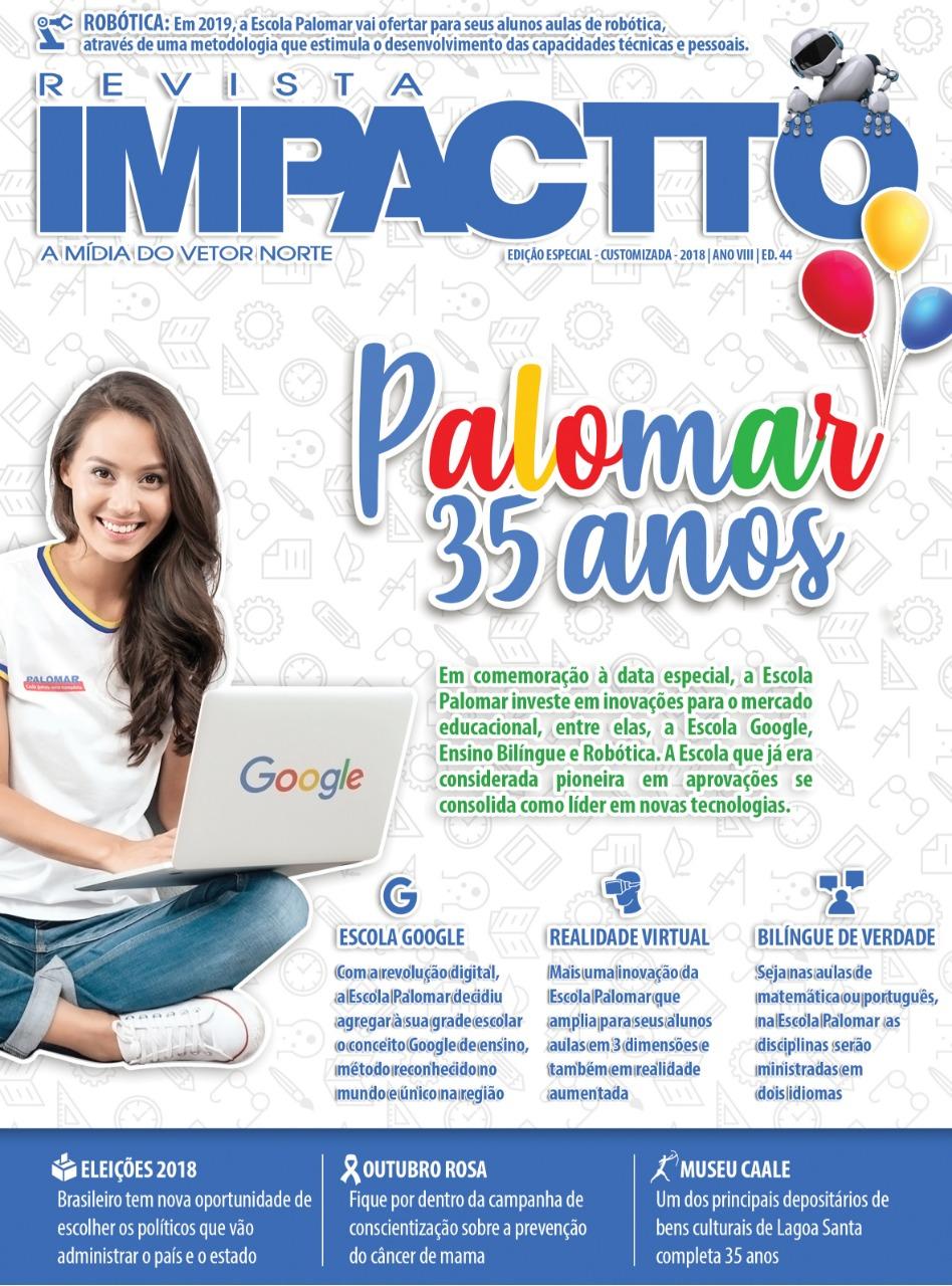 Revista Impactto – Edição 44