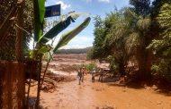 Barragem da Vale em Brumadinho se rompe