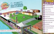 Conheça a Arena Impactto, sede do Carnaval de Lagoa Santa em 2019