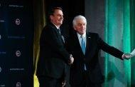 Nos EUA, Bolsonaro destaca interesse em parcerias e aproximação