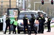 Ataque a tiros em bonde na Holanda deixa feridos