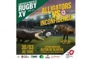 Atletas de Lagoa Santa jogam amanhã pelo Campeonato Mineiro de Rugby