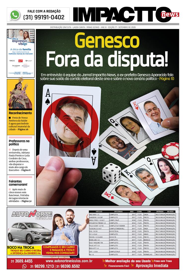 Edição 77 - Jornal Impactto News!