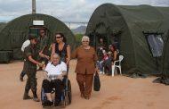 Hospital de Campanha das Forças Armadas inicia hoje atendimento em Lagoa Santa