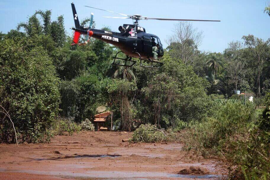 Chega a 228 o número de mortos identificados na tragédia de Brumadinho