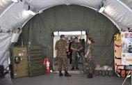 Unidades de saúde vão agendar atendimento no Hospital de Campanha das Forças Armadas