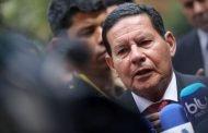 Governo pode oferecer cargos para partidos da base aliada, diz Mourão
