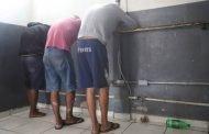 Trio suspeito de assaltar salões de beleza é preso em Santa Luzia