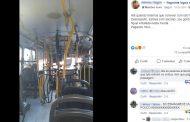 Moradora reclama de catracas duplas em ônibus de Lagoa Santa: