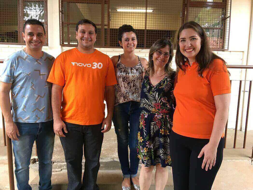 Deputada Laura Serrano mostra que é possível fazer boa política no Brasil