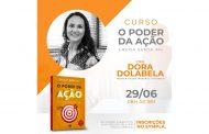 Coach Dora Dolabela traz o curso