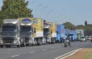 Caminhoneiros exigem reunião com a Petrobras para tratar da política de preços do diesel