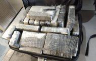 Polícia Federal apreende 34 quilos de cocaína no Aeroporto Internacional de BH