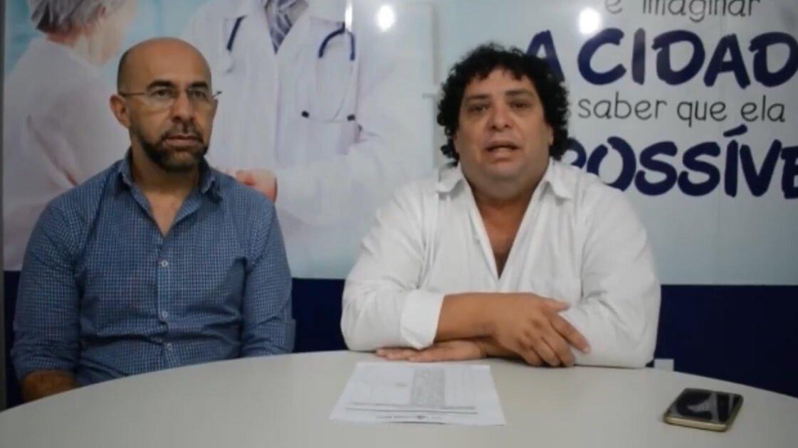 Emenda trazida pelo vereador Artileu vai custear nova ambulância para Lagoa Santa