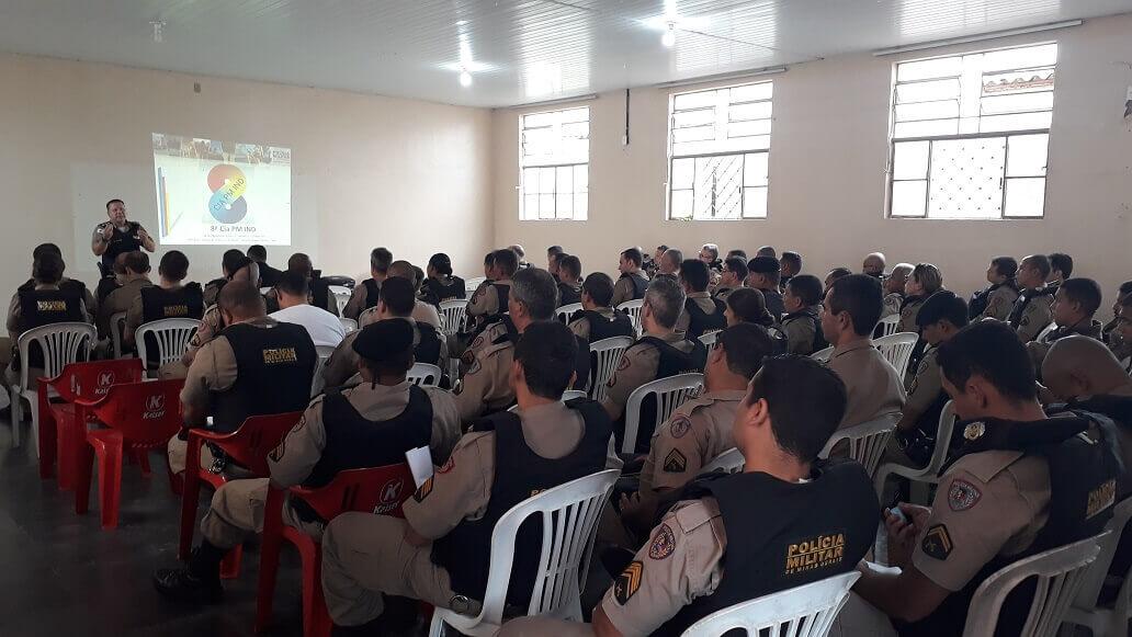 Polícia Militar realiza Operação Guardião do Leste em Lagoa Santa
