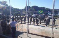 Polícia Militar realiza formatura de 38 profissionais em Lagoa Santa