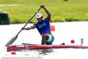 Isaquias Queiroz garante ouro na Copa do Mundo de Canoagem Velocidade