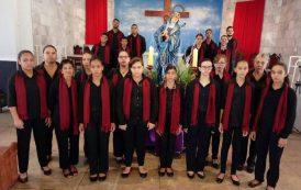 Coral Vozes de Cristo comemora 20 anos com missa em Lagoa Santa