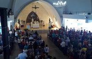 Fé, união e solidariedade marcam dia de Corpus Christi em Lagoa Santa