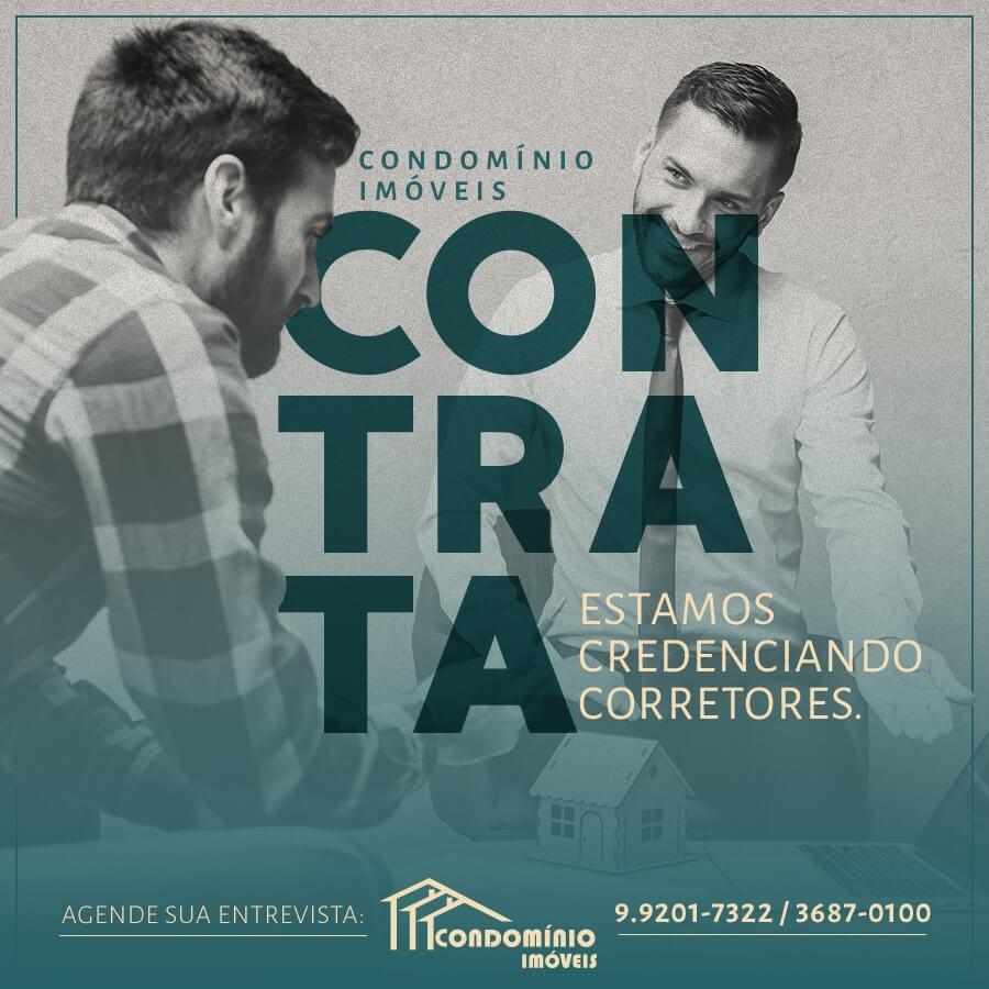 Condomínio Imóveis credencia corretores de Lagoa Santa e Vetor Norte