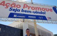 Parceria entre Fabiano Moreira e Faculdades Promove distribui 182 bolsas de estudo