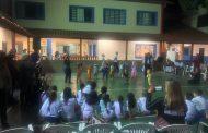 No Palomar, alunos da Educação Integral apresentam projeto sobre a cultura angolana