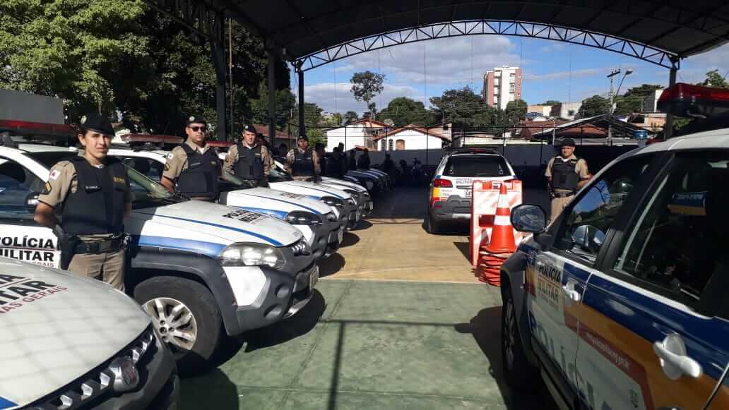 Lagoa Santa registra queda na criminalidade no primeiro semestre de 2019