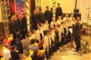 Coral Vozes de Cristo comemora duas décadas de evangelização através da música