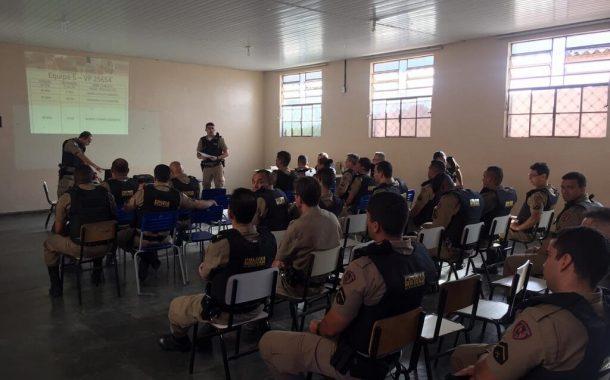 Polícia Militar realiza operação de combate à criminalidade em Lagoa Santa e Confins