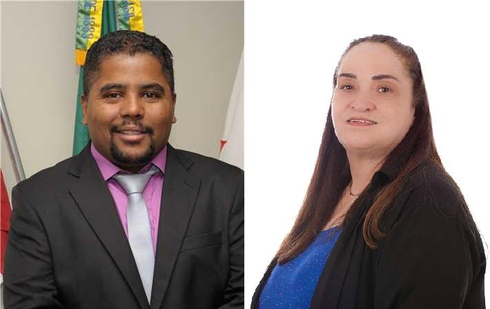 Leandro Cândido e Aline da Farmácia disputam Presidência da Câmara para 2020