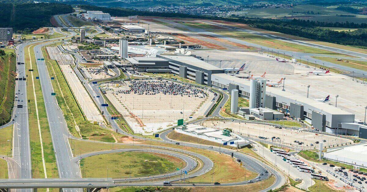Aeroporto Internacional de BH recebe corrida noturna em setembro