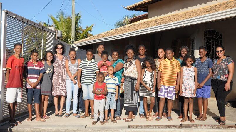 Quando volta o projeto Alimenta Brasil?