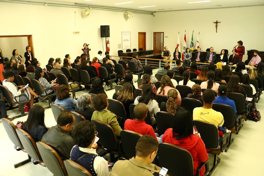 Prefeitura realiza II Seminário Agosto Lilás em Lagoa Santa