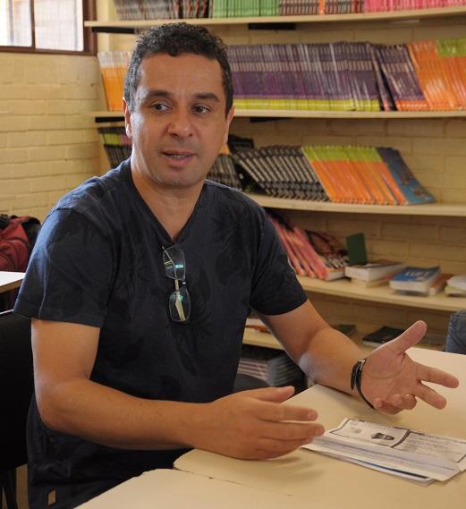 Ajude a Escola Nilo Maurício a preparar alunos para o futuro