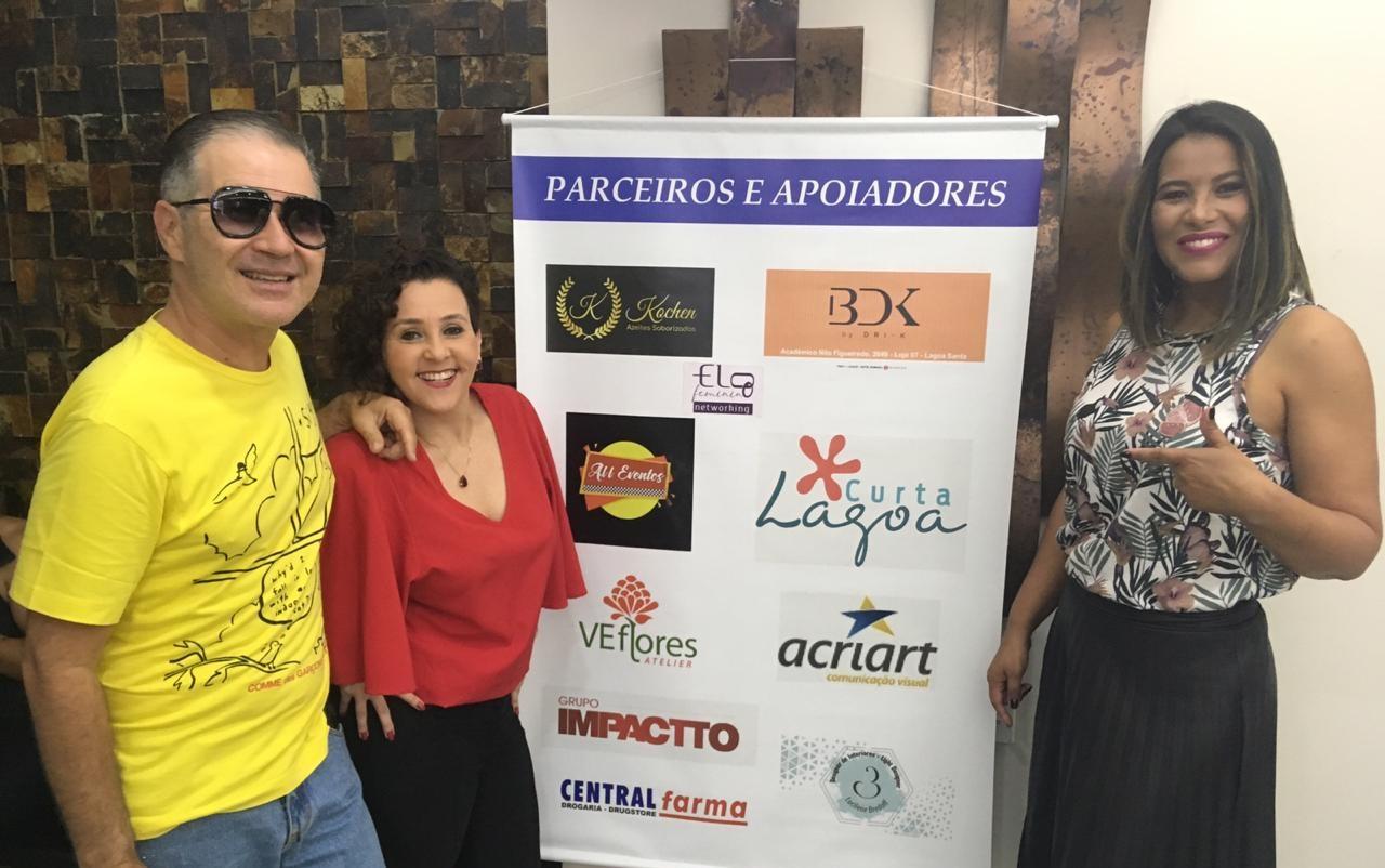 Projeto Costurando Sonhos é lançado em Lagoa Santa