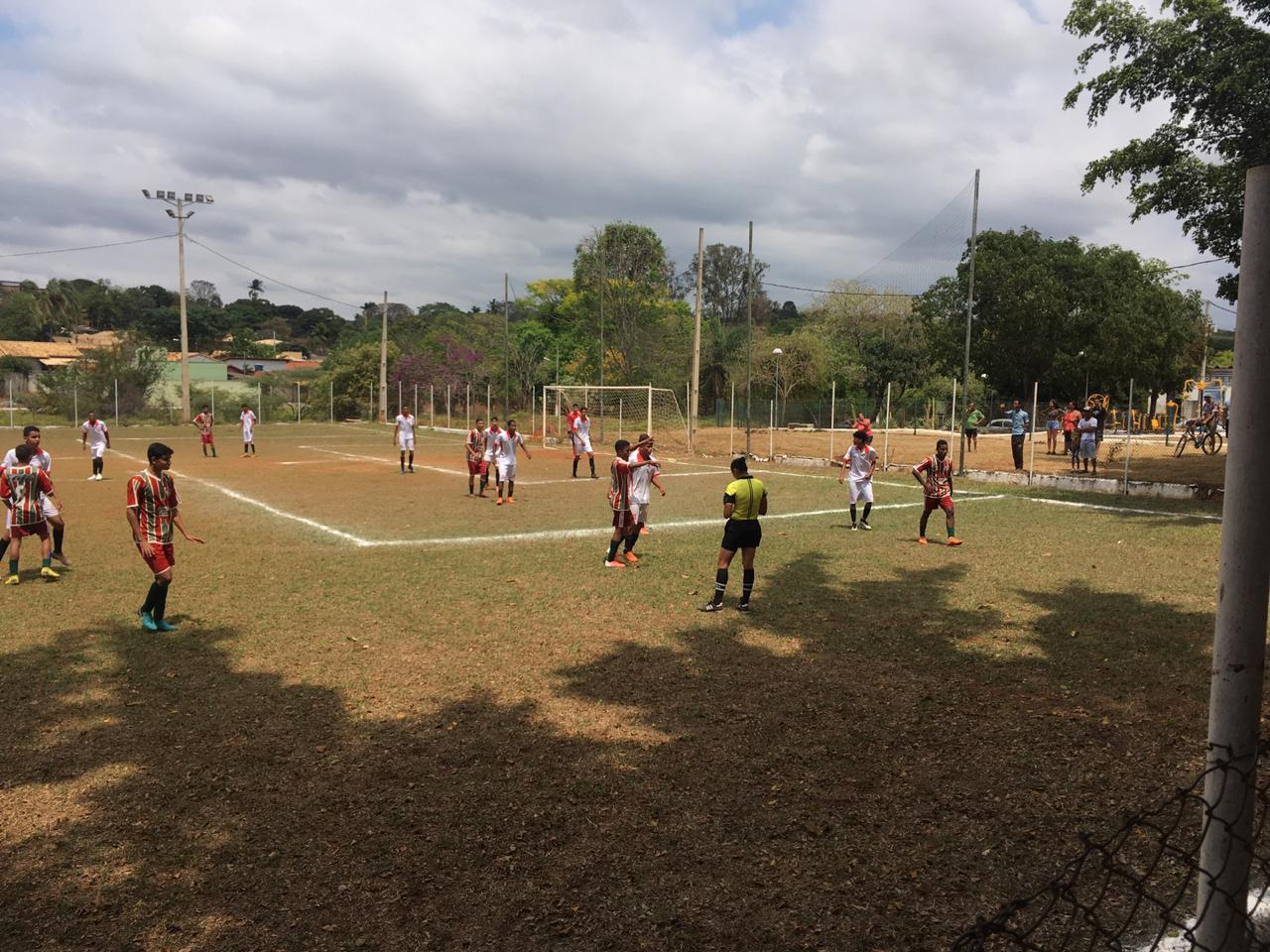 SPORT E FLUMINENSE NA FINAL DO CAMPEONATO