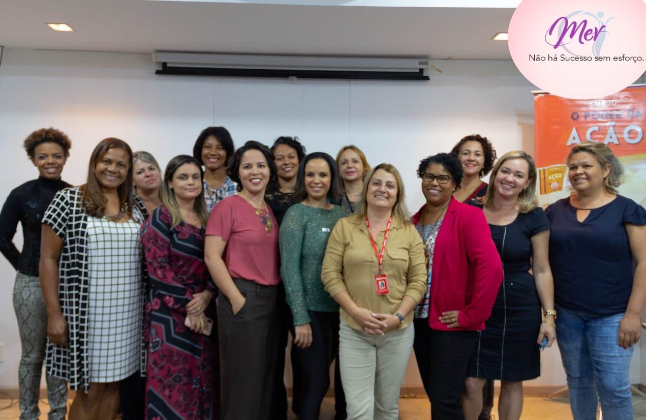 Encontro com mulheres empreendedoras